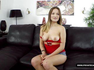 Порно кастинг горловой