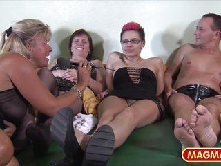 немецкие официантки порно